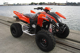 ADLY 500S Off-Road