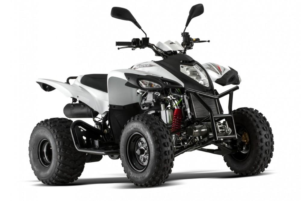 ATV på plader - Typhoon Blokhus ApS.